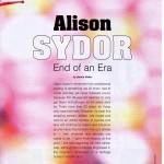 Alison Sydor Profile 2010 P1