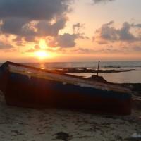 tunisia_boat_sunset
