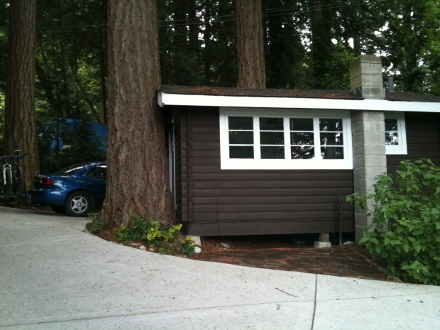 Our Catch of the Day Cottage in Sechelt.