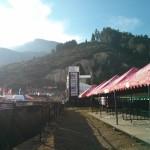 The venue in Cota.
