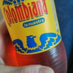 Colombia's official soda!